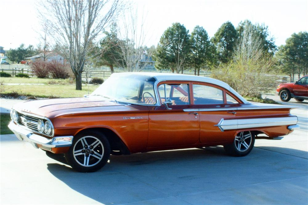 1960 Chevrolet Bel Air #11
