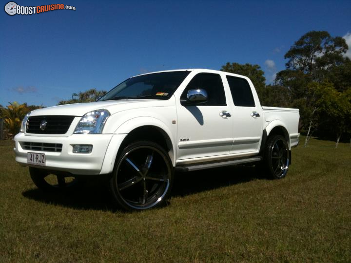 2005 Holden Rodeo #3
