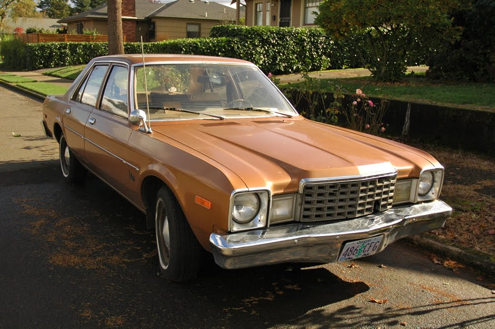 1975 Plymouth Volare #8