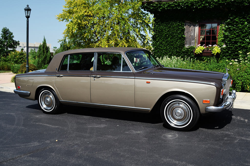 1972 Rolls royce Silver Shadow #15