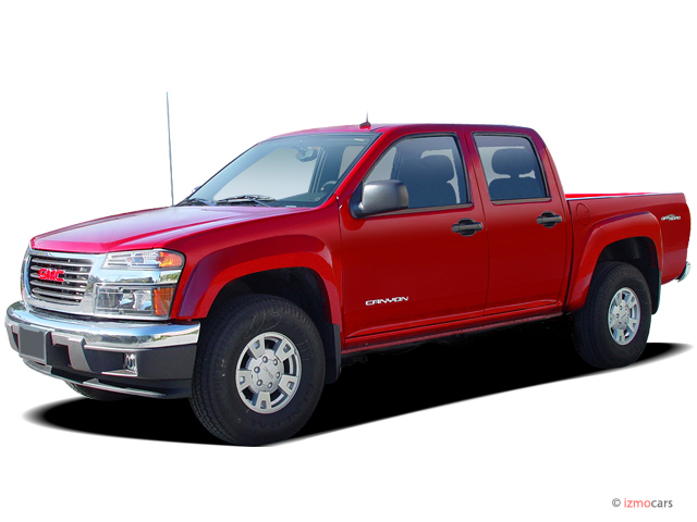 2006 GMC Canyon #5