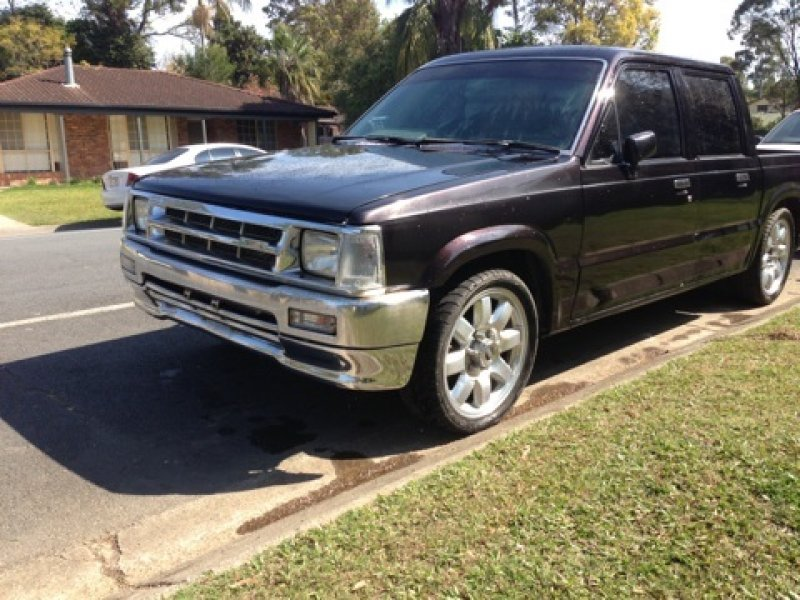 1986 Ford Courier #12