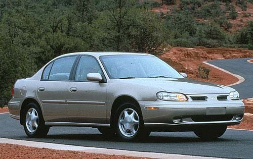1998 Oldsmobile Cutlass #3