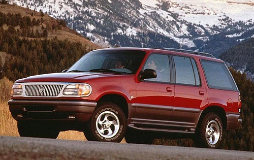 1997 Mercury Mountaineer #15