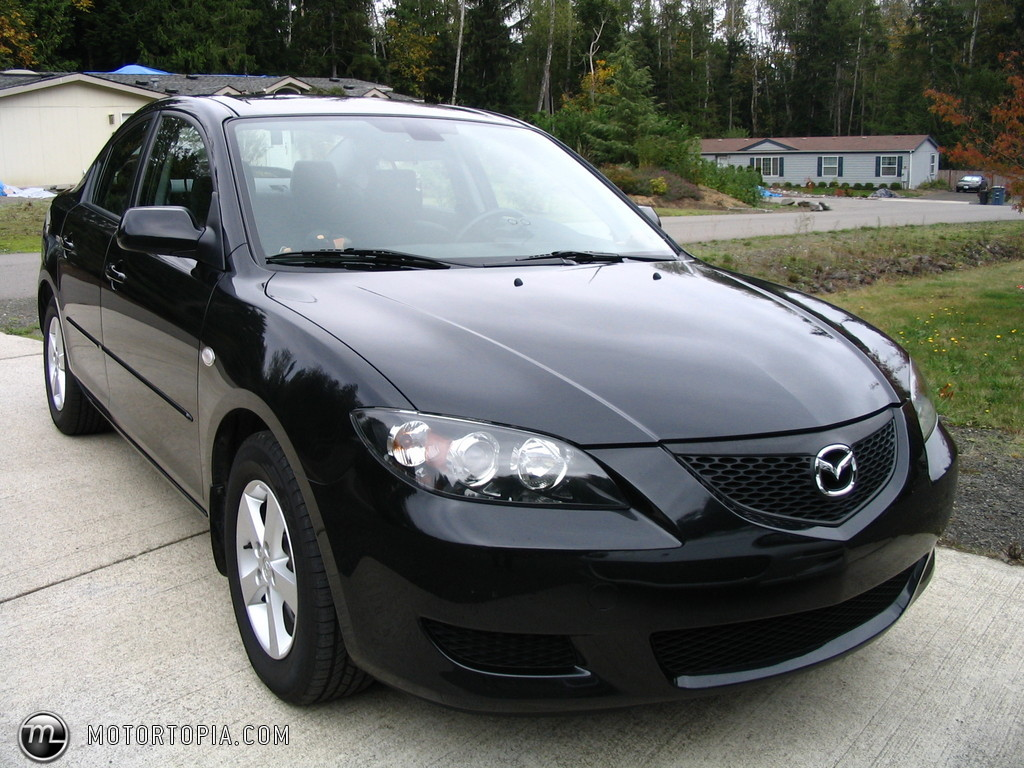 2004 mazda 3 photos informations articles. Black Bedroom Furniture Sets. Home Design Ideas