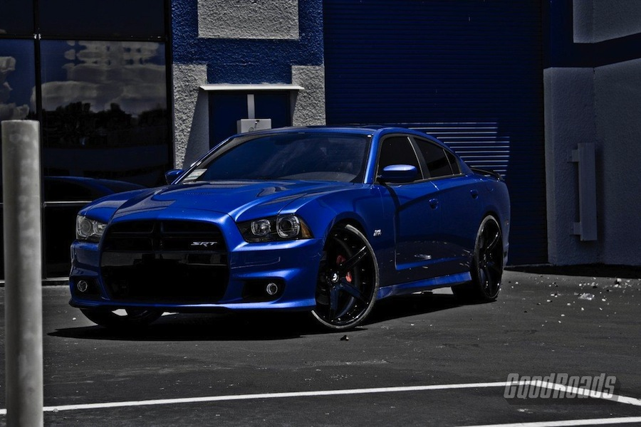 2013 Dodge Charger #16