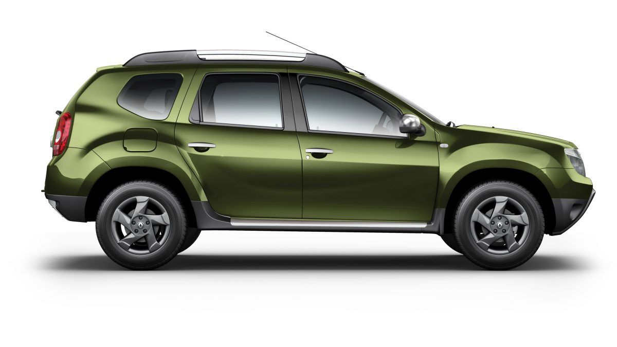 Renault Duster #1