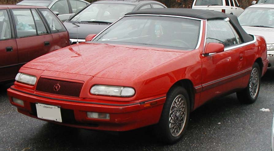 1995 Chrysler Le Baron #2