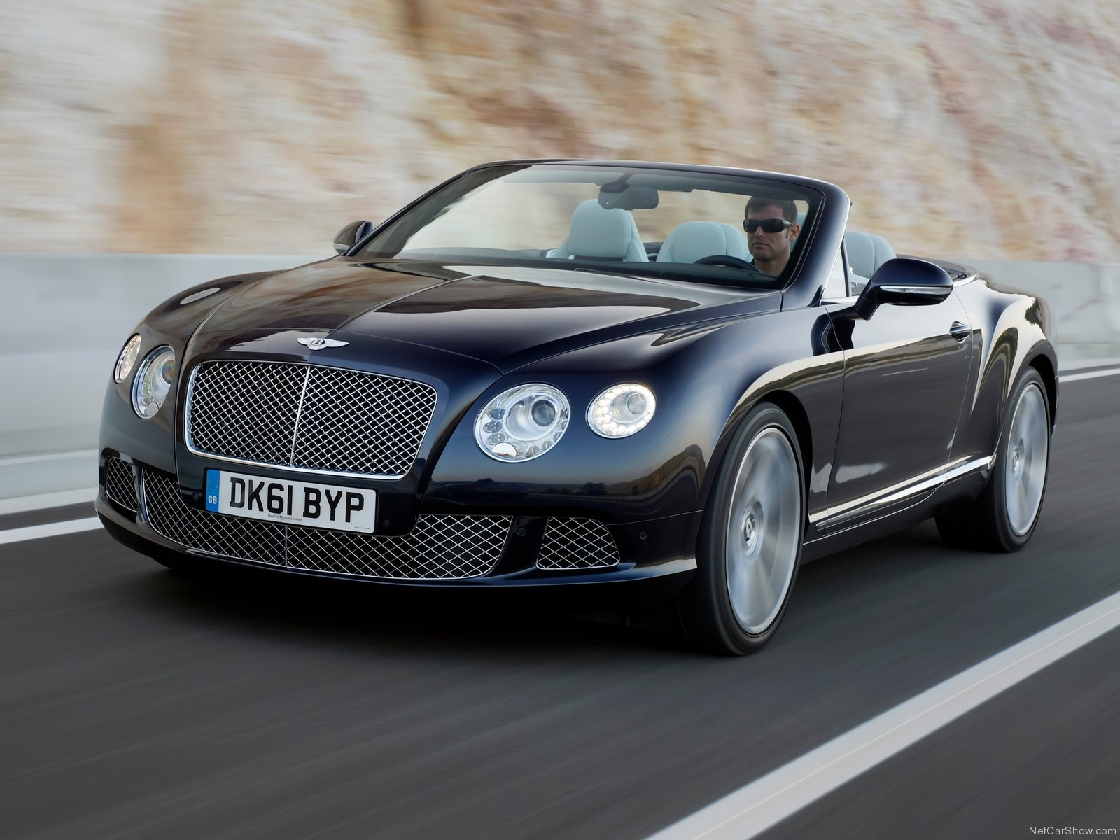 Bentley Continental Gtc #3
