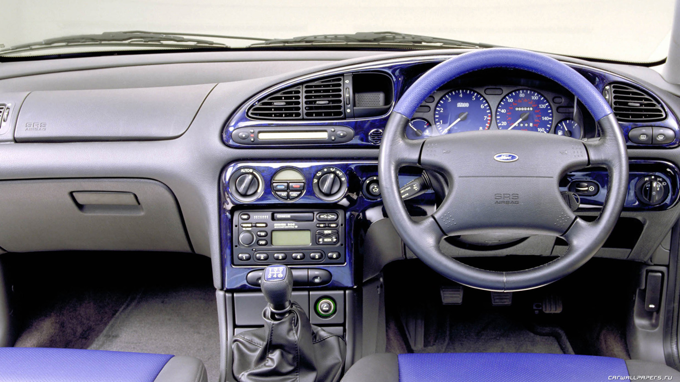 2000 Ford Mondeo #13