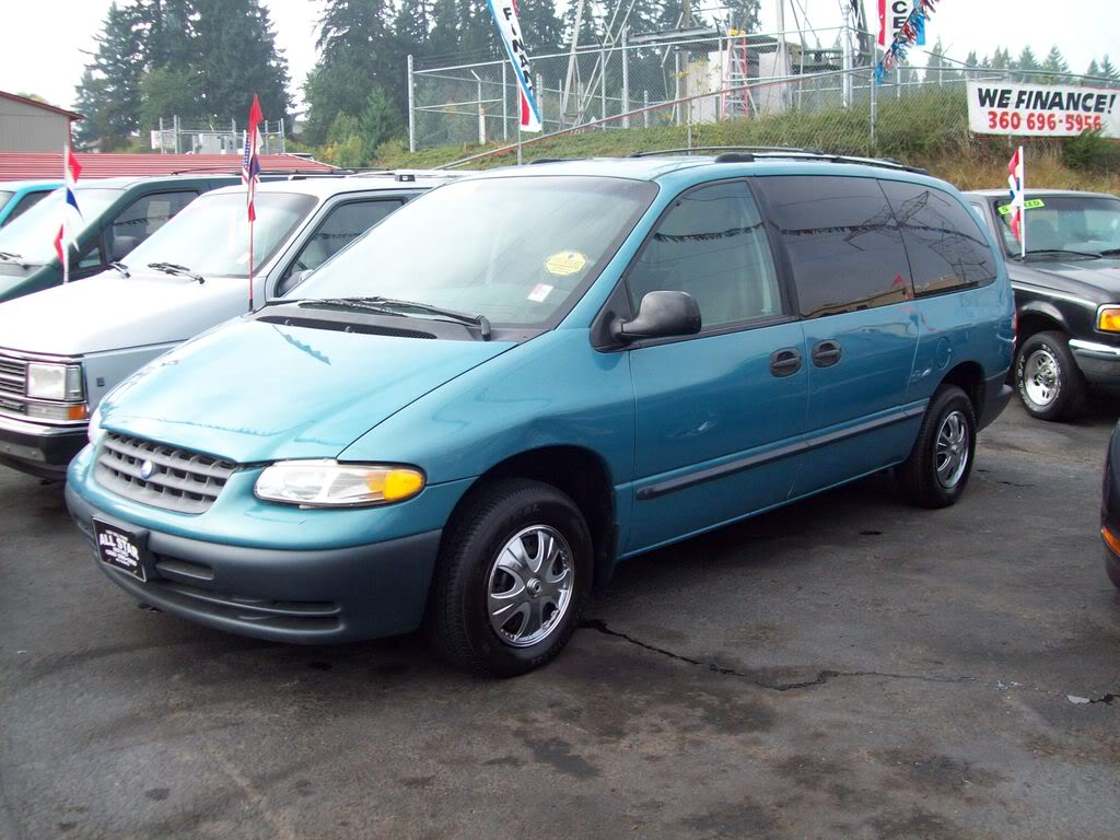 1996 Plymouth Voyager #12