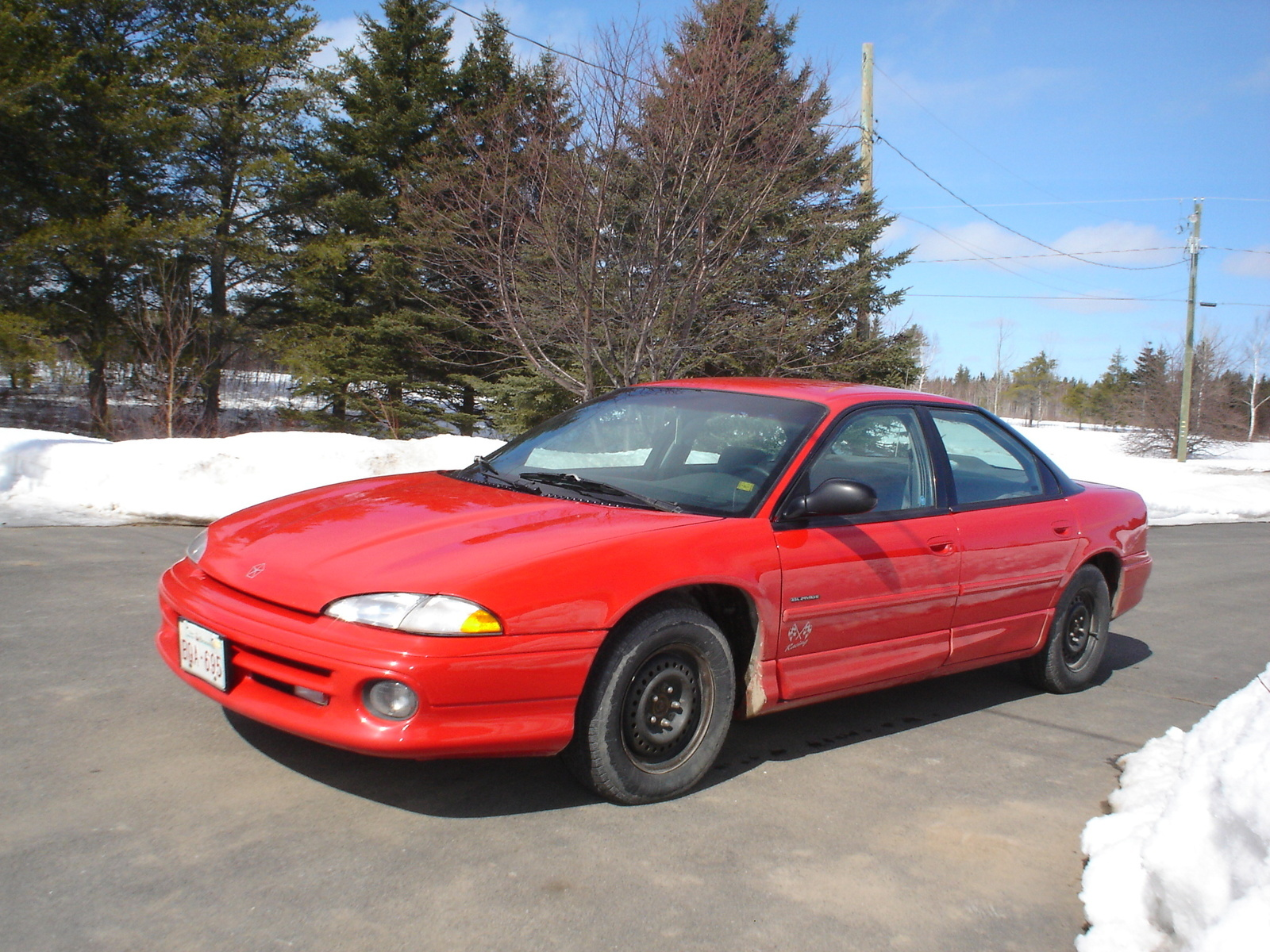 1994 Dodge Intrepid #7
