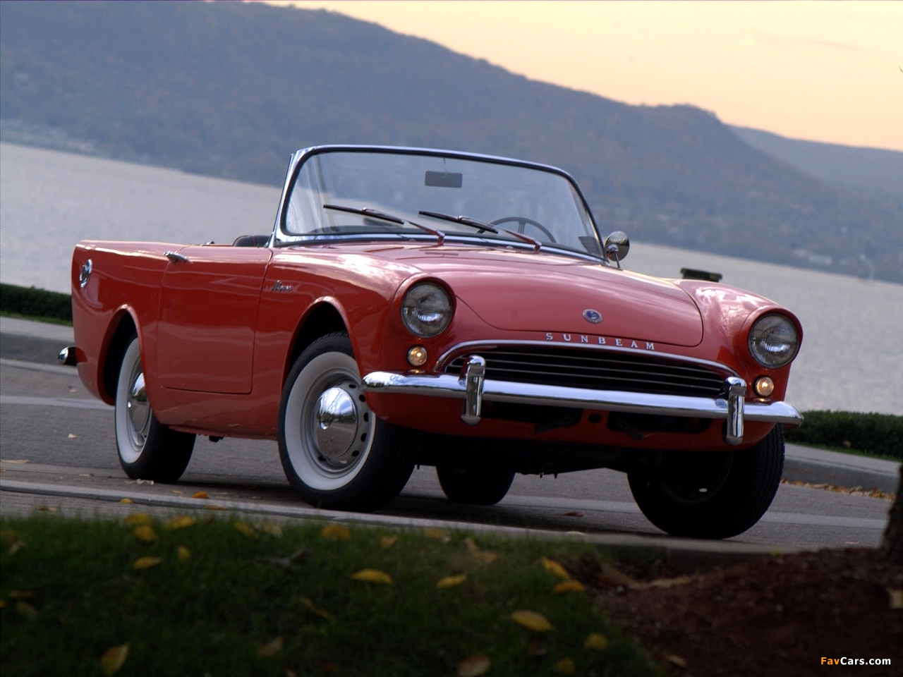1960 sunbeam alpine photos informations articles. Black Bedroom Furniture Sets. Home Design Ideas