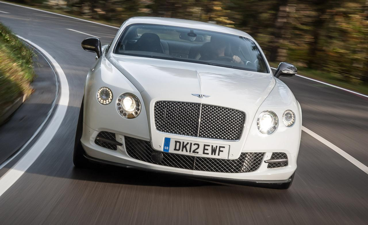 2013 Bentley Continental Gt Speed #6