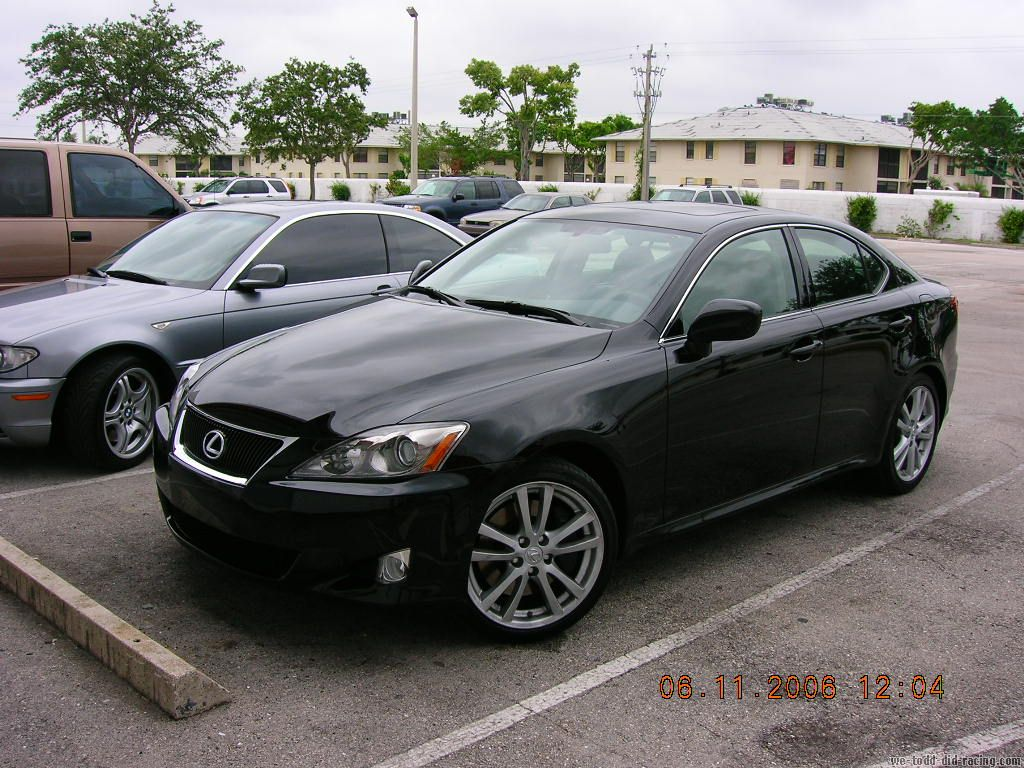 2006 Lexus Is 350 #6