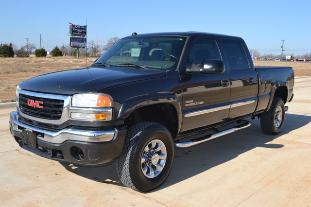 2005 GMC Sierra 2500hd #2