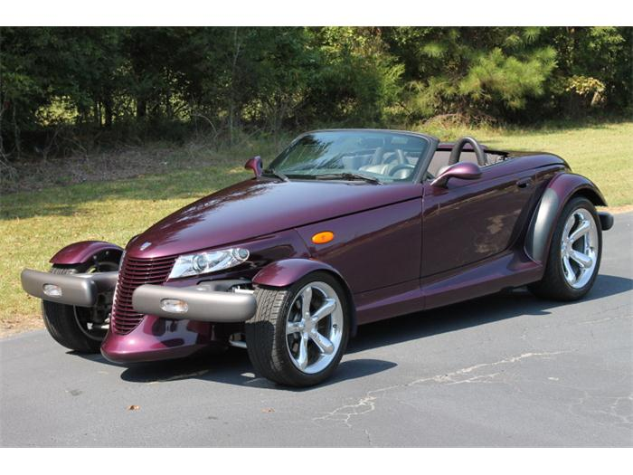 1999 Plymouth Prowler #5