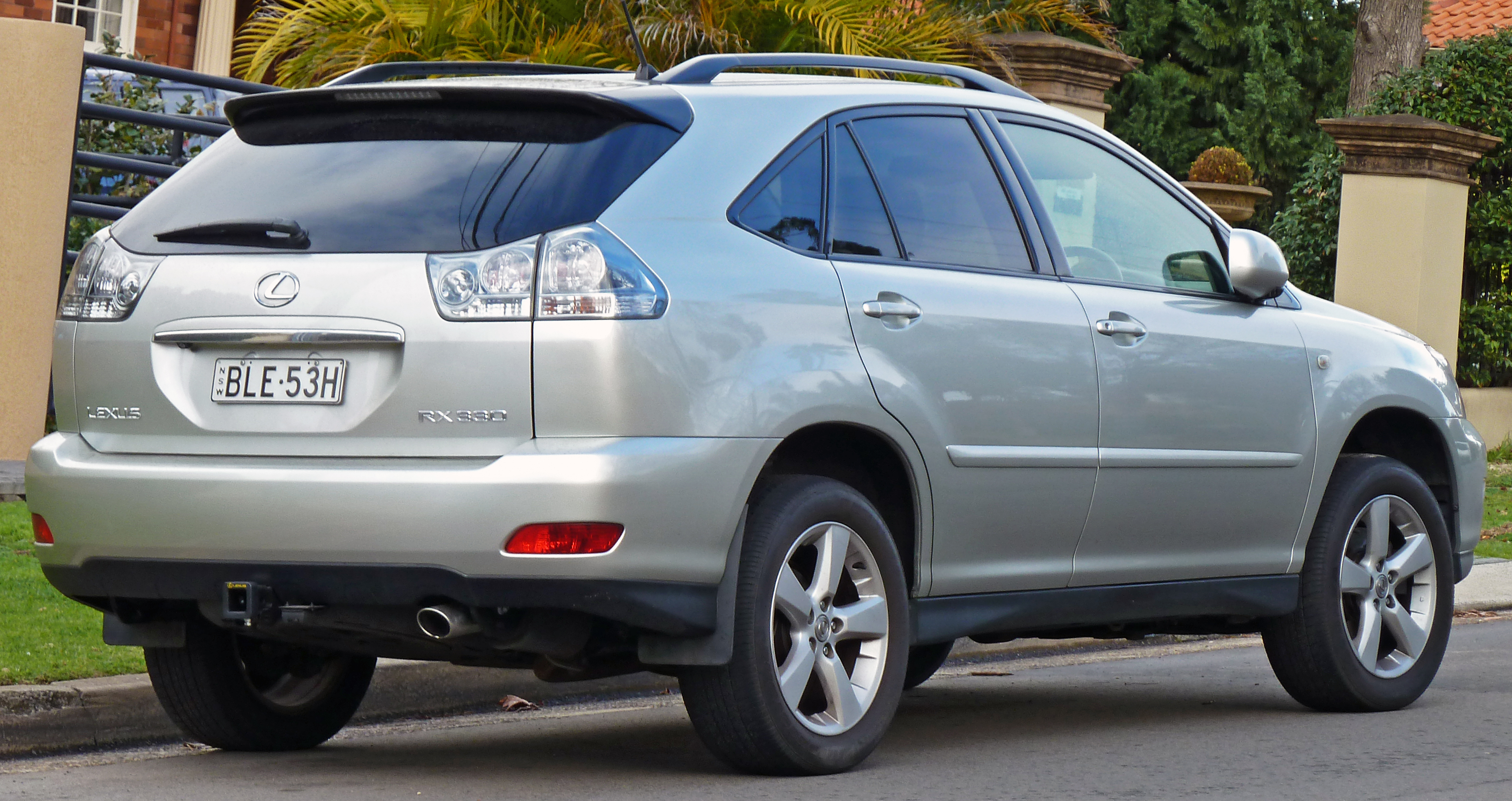 2005 Lexus Rx 330 Photos, Informations, Articles - BestCarMag.com