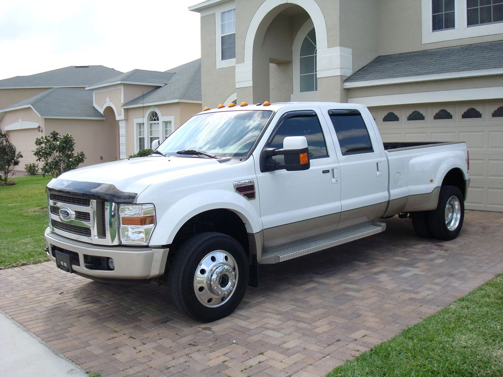 2008 Ford F-450 #11