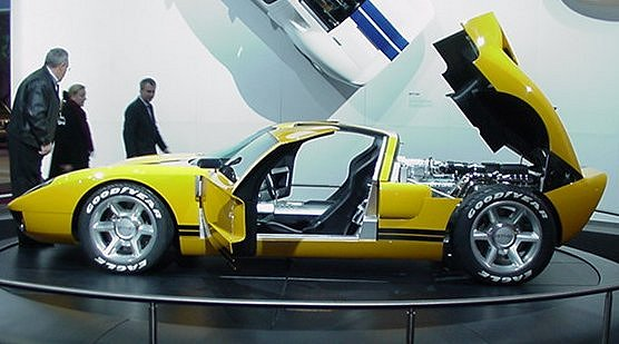 2002 Ford GT 40 #9