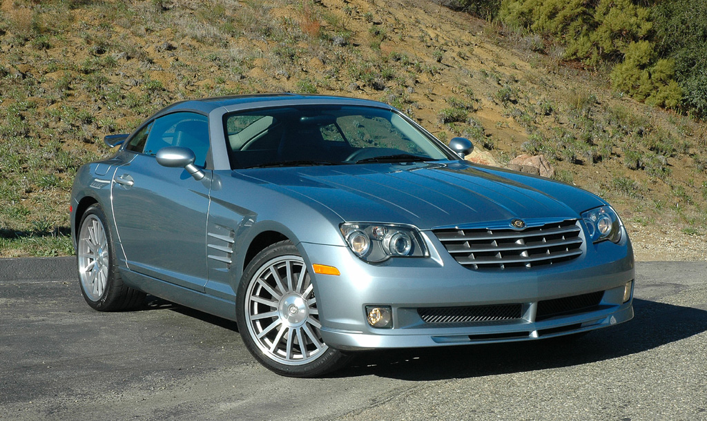 2006 Chrysler Crossfire #11