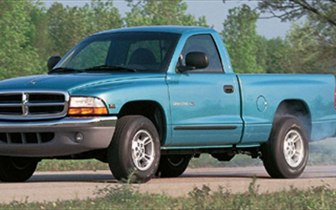 1997 Dodge Dakota #4