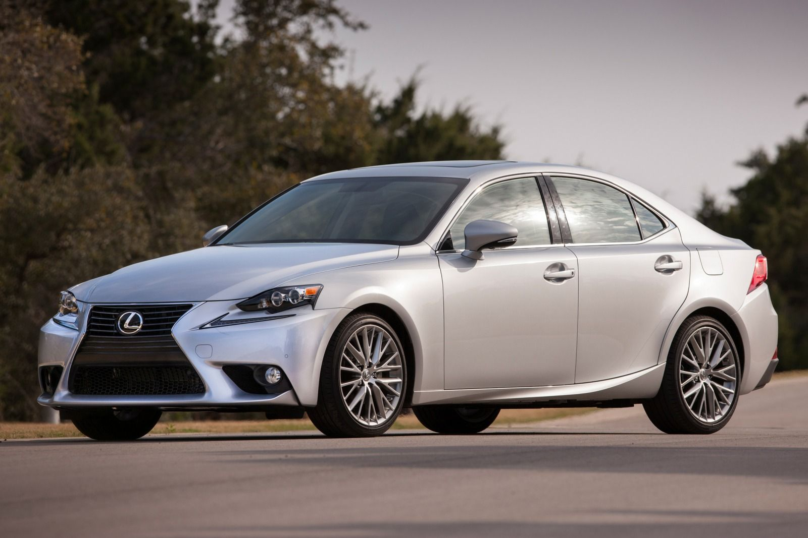 2015 Lexus Is 250 #13