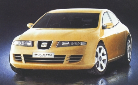 1998 Seat Bolero Photos Informations Articles Bestcarmag