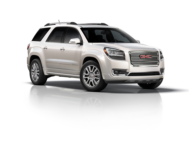 2015 GMC Acadia Photos, Informations, Articles ...