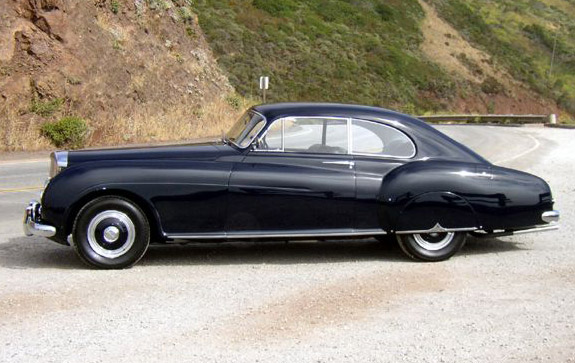 1952 Bentley R Type Continental #2