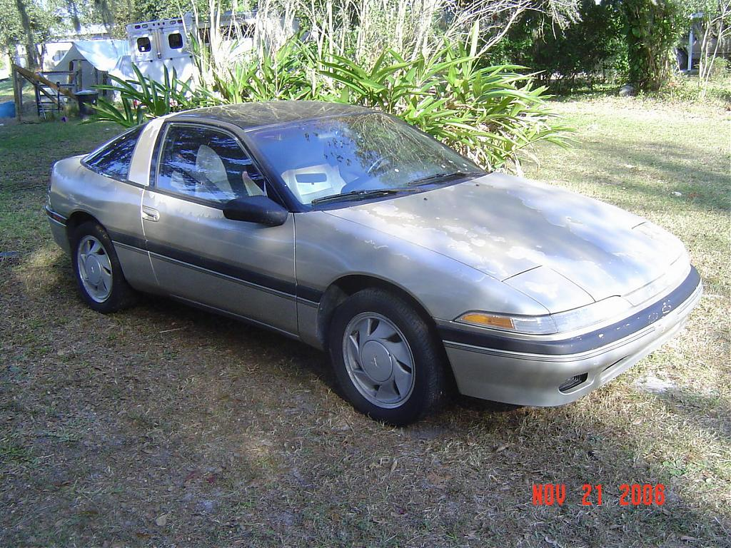 1990 Plymouth Laser #16