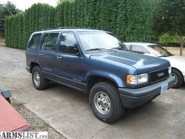 1994 Isuzu Trooper #2