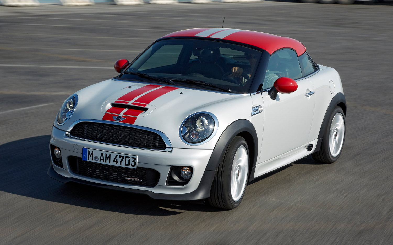 2013 Mini Cooper Coupe #8