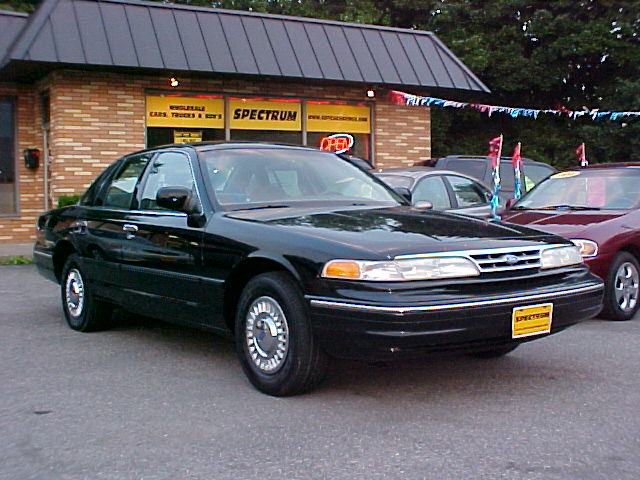 1997 Ford Crown Victoria #18
