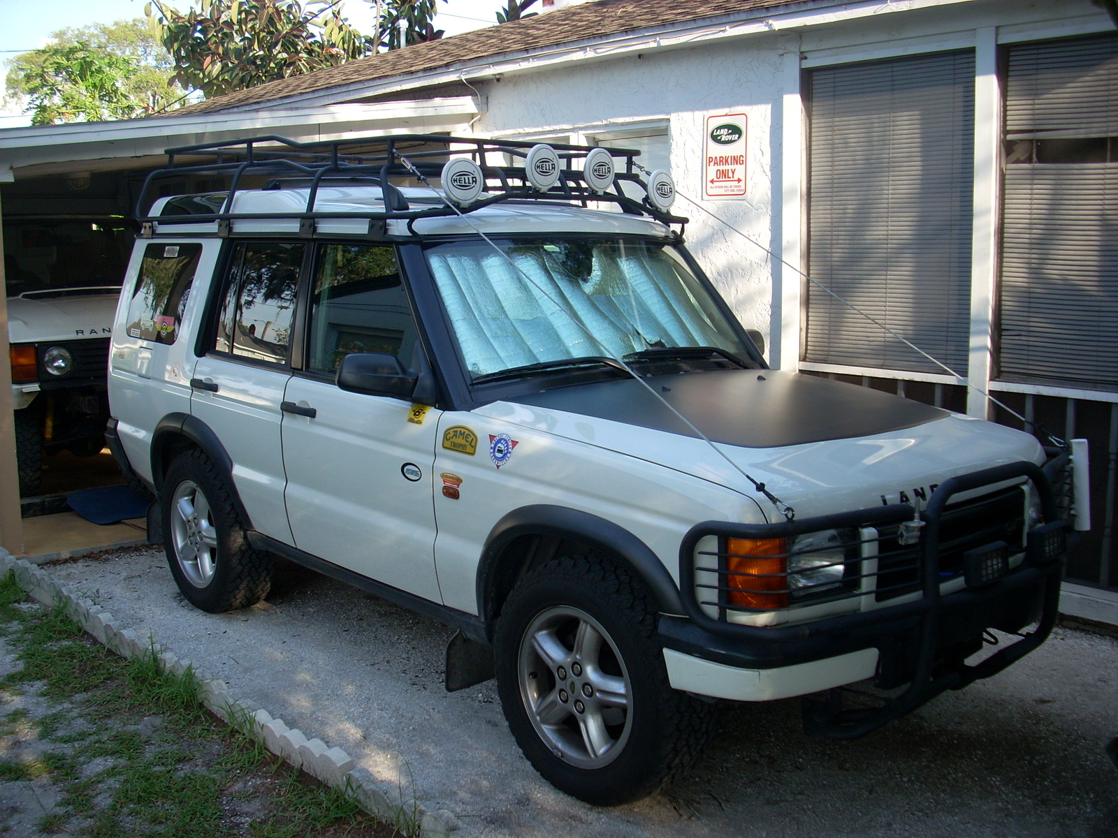 2001 Land Rover Discovery Series Ii #8