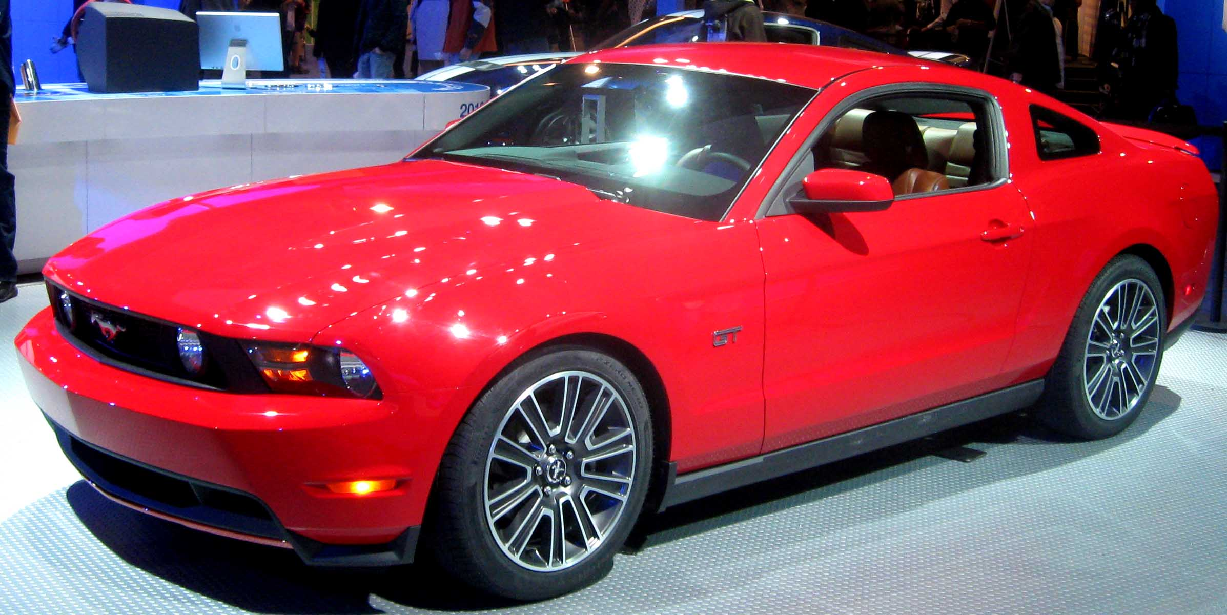 2010 Ford Mustang Photos Informations Articles