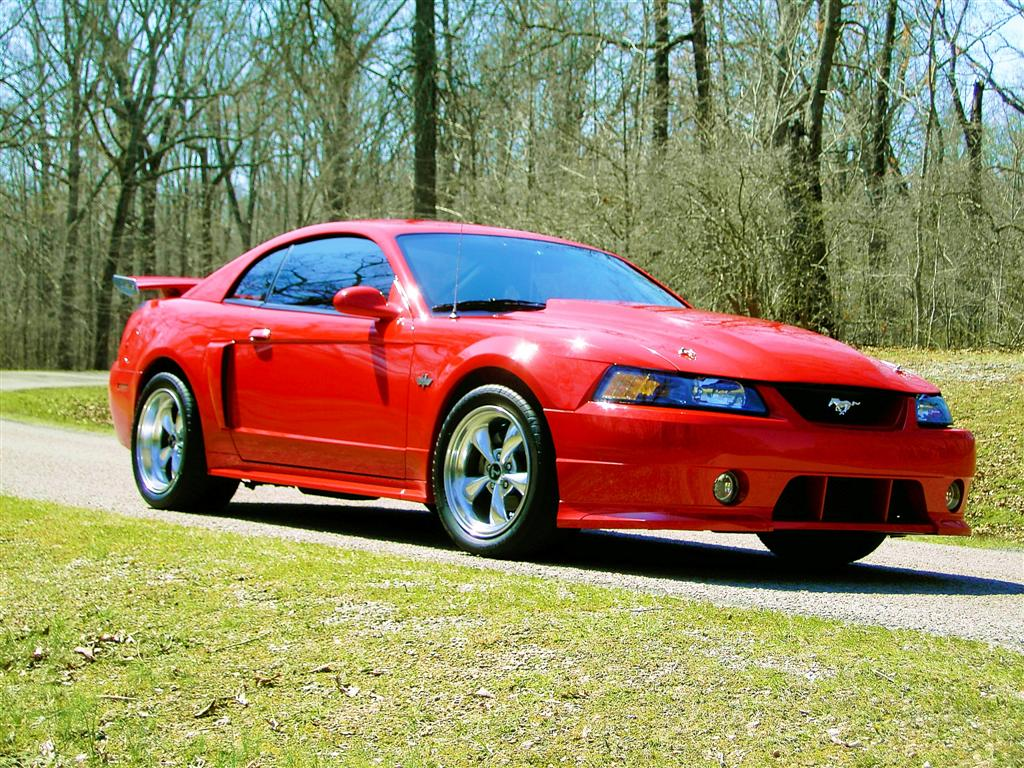2004 Ford Mustang #7