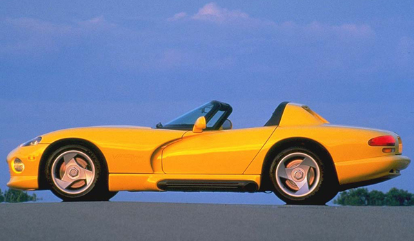 1993 Chrysler Viper #15