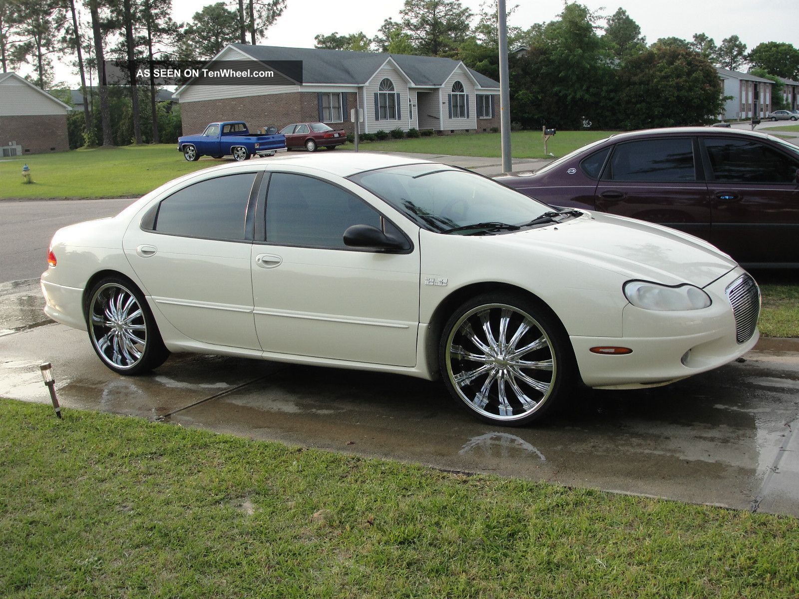 2002 Chrysler Concorde #6
