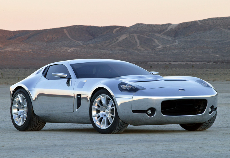 2005 Ford Shelby GR-1 Concept #2