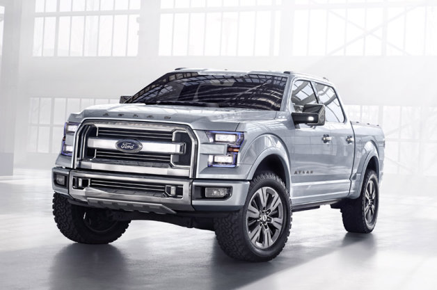 2015 Ford F-150 #13