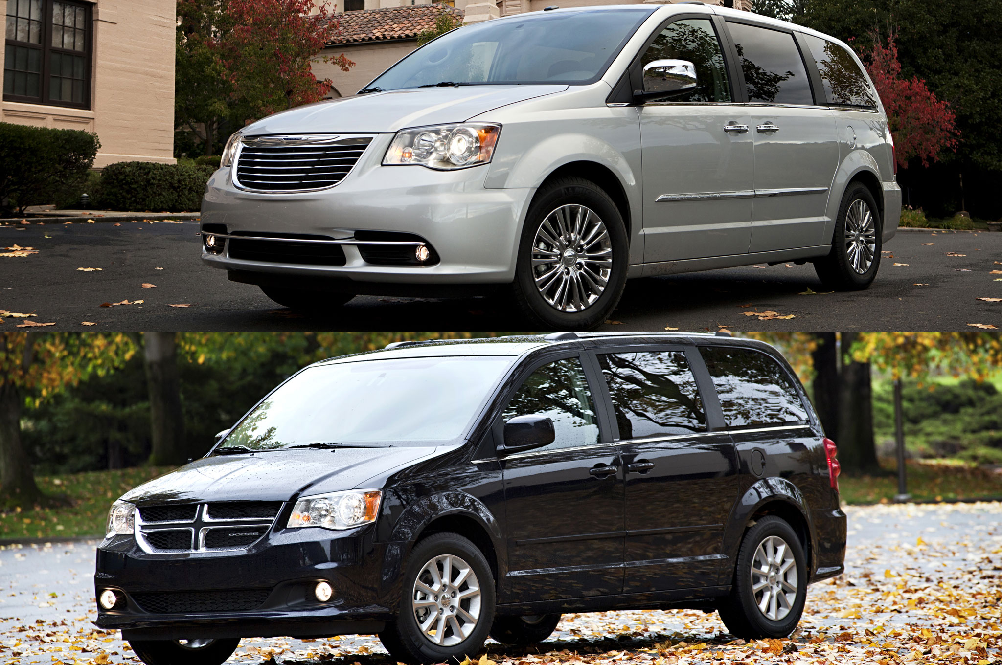 2013 Chrysler Town And Country #13