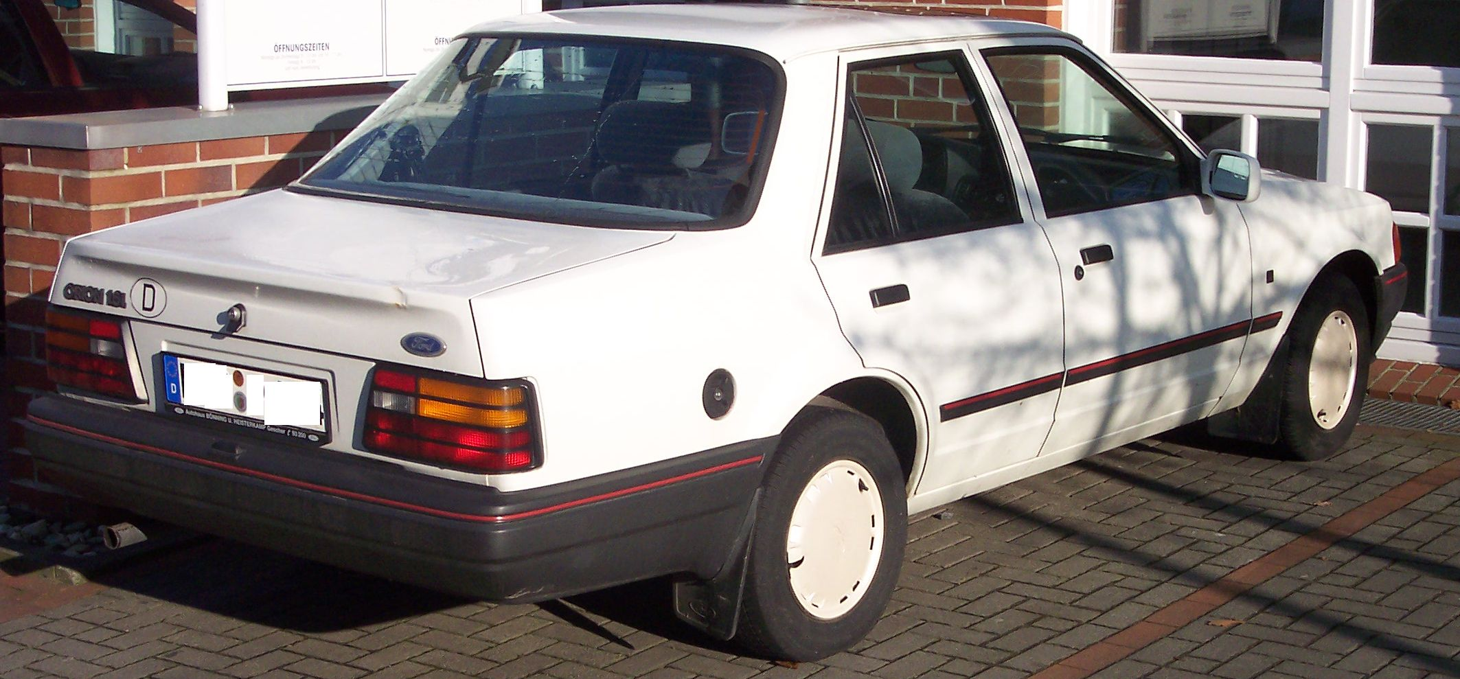 1986 Ford Orion #11