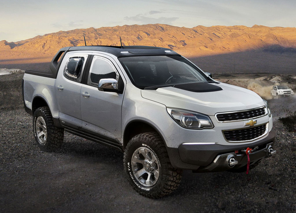 2012 Chevrolet Colorado #13