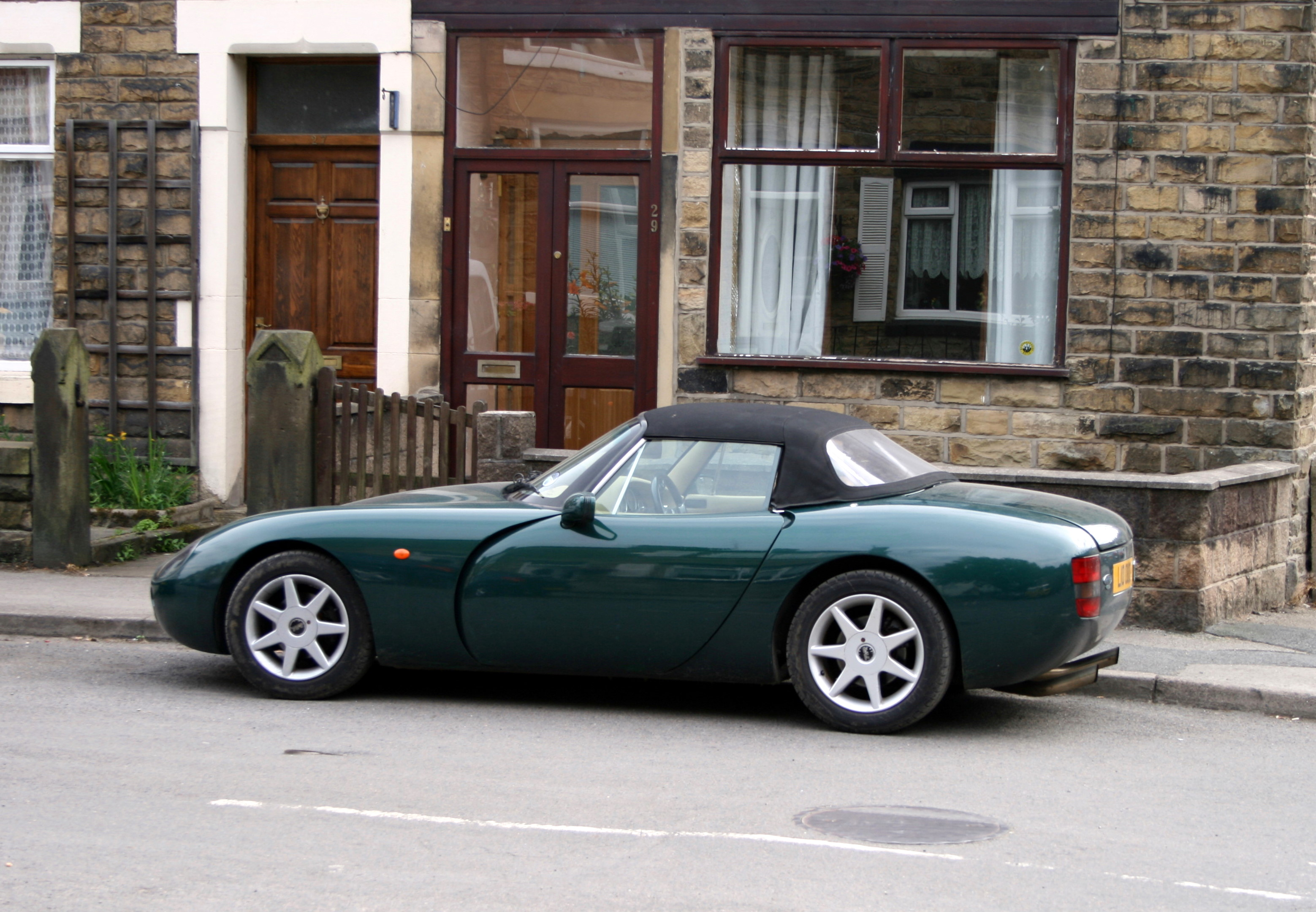 1996 TVR Griffith #4