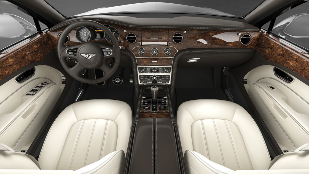2011 Bentley Mulsanne #9