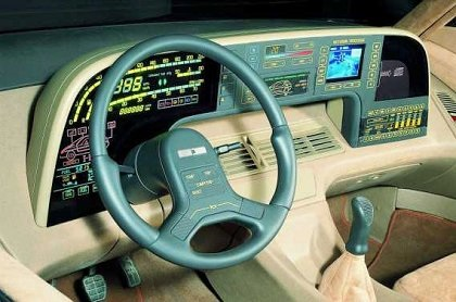 1992 Italdesign Columbus #9