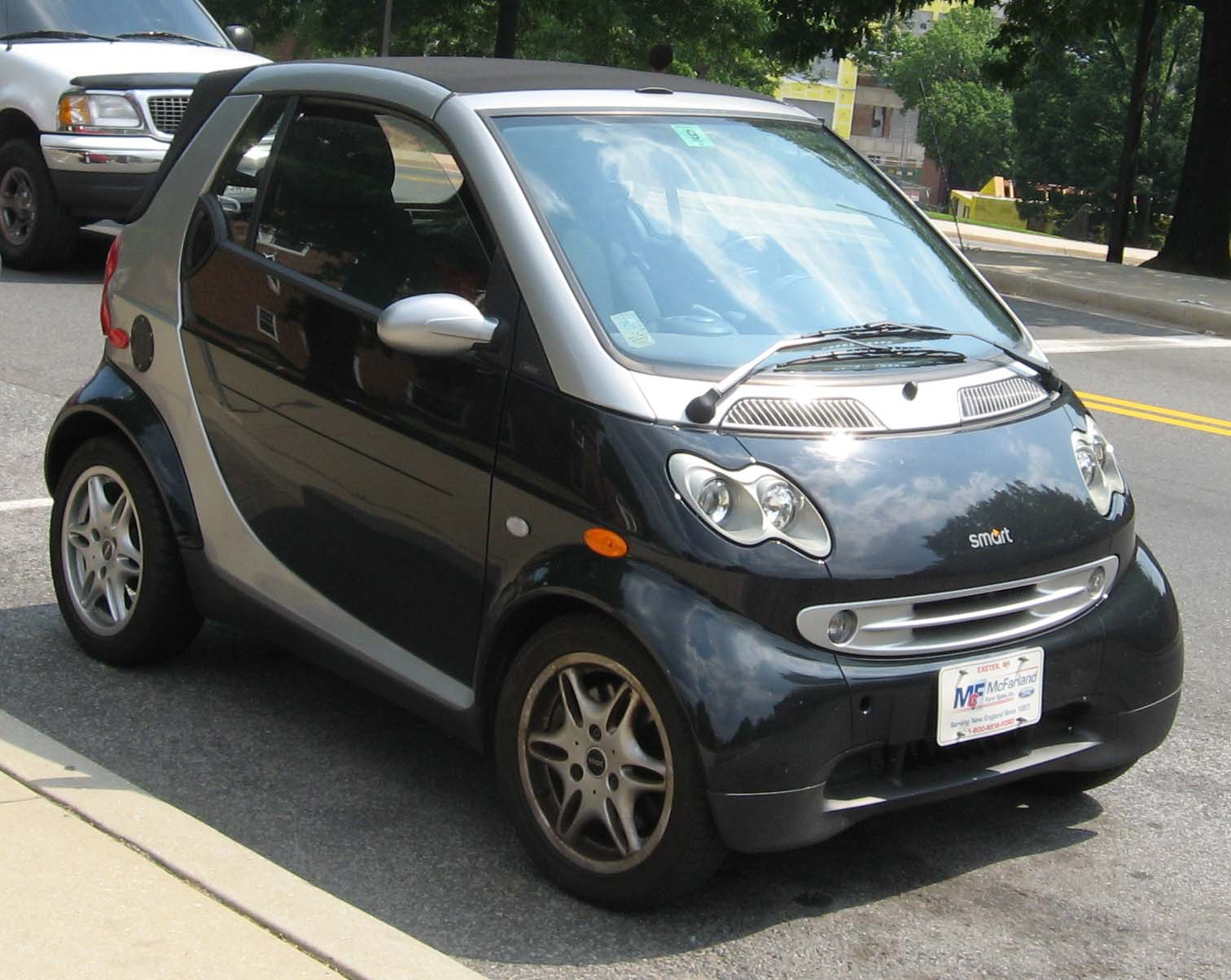 2001 Smart ForFour #6