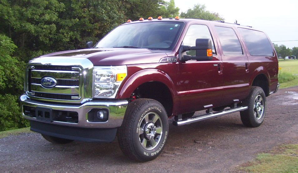 Ford Excursion #16