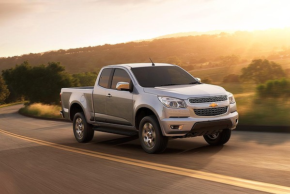 2012 Holden Colorado #14